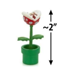 Piranha Plant ~2 Mini Figure [Super Mario Choco Egg Mini