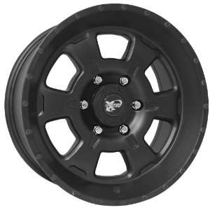 Pro Comp Alloys 7098 Flat Black Wheel (18x9/6x5.5