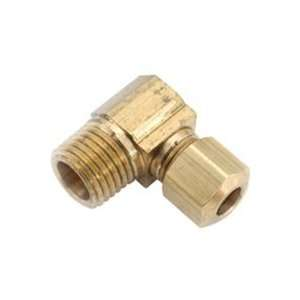 Anderson Metal Corp 750069 0408 Brass Compression Fitting