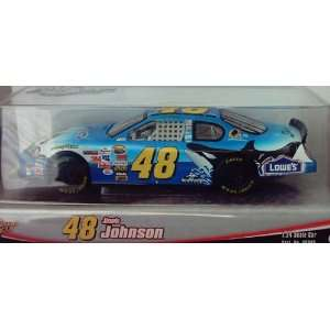 Jimmy Johnson #48, Winners Circle 124 scale car Nascar Toys & Games
