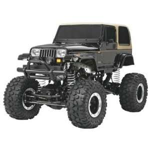 Tamiya   1/10 Jeep Wrangler Kit (R/C Cars) Toys & Games