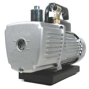 SUPERCOOL 13654 Vacuum Pump,Dual Stage 110V/60Hz