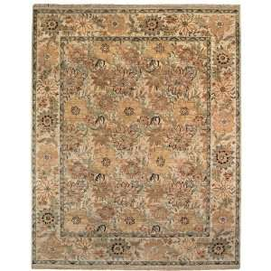 Capel Rugs Lodi Garden Collection 650 Creme 8 x 10