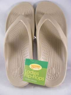 Womens Hounds Flip Flops Thong Sandals Zori Tan