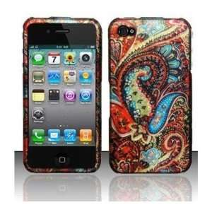 FLOWER Design Protector Hard Cover Case W/SCREEN PROTECTOR FILM