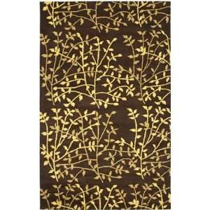 Safavieh Rugs Soho Collection SOH733C 8 Brown/Multi 76 x