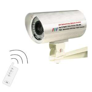 CCD Color Camera, Auto Focus w/ Remote Control 84 IR LED, SONY CCD