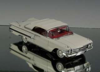 Danbury Mint Die cast car 1960 Chevrolet Impala Convertible