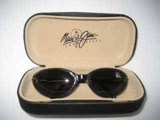 Maui Jim Cabana Polarized MJ 147 02 Sunglasses W/Case