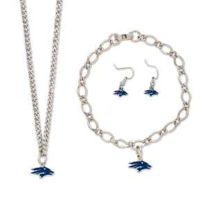 NEVADA RENO WOLF PACK OFFICIAL VARIOUS NCAA JEWELRY GIFT SET Sports