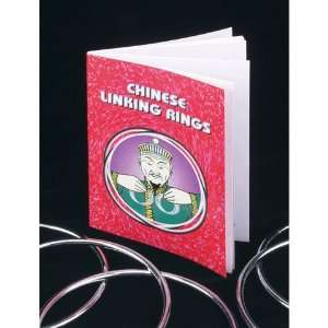 Chinese Link Ring Book Toys & Games