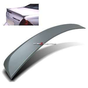 01 07 Mercedes Benz W203 Trunk Spoiler Automotive