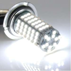 Error Free Xenon White 120 SMD LED Head Light Bulb For Dodge Ram 1500