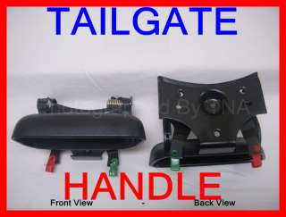 Tailgate Tail Gate Handle   99 00 01 02 03 04 05 06 GMC Sierra Chevy