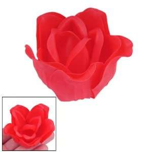 Amico Red Rose Flower Design Bath Bathing Soap Petals