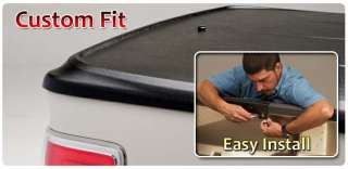 Hard Tonneau Cover 05 12 Toyota Tacoma, 6 Long bed (with Multi Track