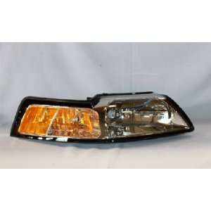 99 00 FORD MUSTANG HEADLIGHT RIGHT Automotive