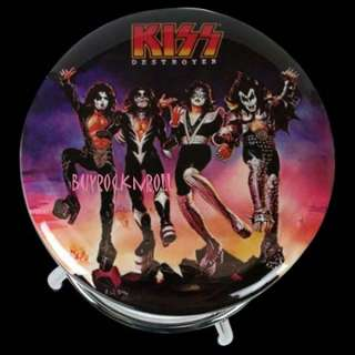2006 KISS Destroyer 29 Bar Stool with Album Cover Artwork (Band