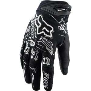 Fox Racing Platinum Steel Faith Mens MotoX/Off Road/Dirt
