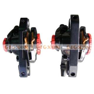 Avid BB7 Disc Brake Calipers+G2 rotors Front & Rear