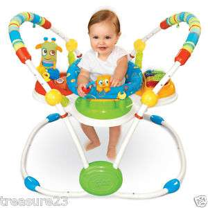 Bright Starts Activity Jumper Jumperoo Exceriser 074451069428