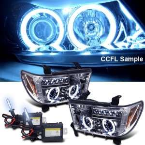 Eautolight 4300k Slim Xenon HID Kit+07 11 Toyota Tundra Ccfl Halo LED