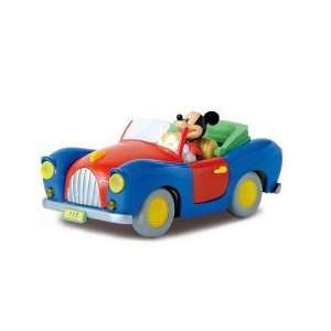 Disney AUTO ZIO PAPERONE UNCLE SCROOGE CAR Die Cast 124 Toys & Games
