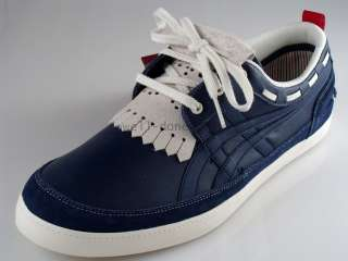 ASICS ONITSUKA TIGER Carrack boat marine navy shoes LTD