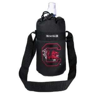 South Carolina Gamecocks Water Bottle Holder and Bottle