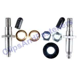 GM Greaseable Stainless Steel Door Hinge Pin & Bushing