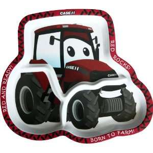 International Harvester Big Red Kids Plate