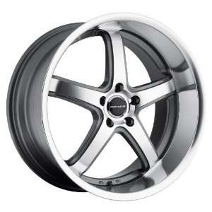 Avant Garde M350 Wheels Rims 20x9 20x10 Staggered Gunmetal