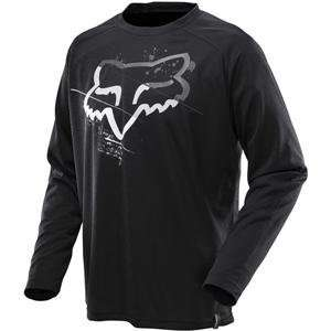 Fox Racing Ride Jersey   2010   2X Large/Black/Grey/White