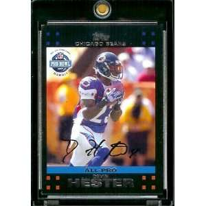 PB   Chicago Bears   ALL PRO   NFL Trading Cards