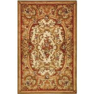 Safavieh   Classic   CL222B Area Rug   36 Round   Ivory