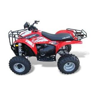Polaris 1996 2009 Scrambler, Sport, Trail Blazer ATV Rear Sport Rack