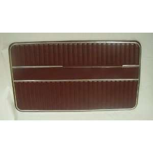 DOOR PANEL FRONT FORD RNGR 70 SPT RED Automotive