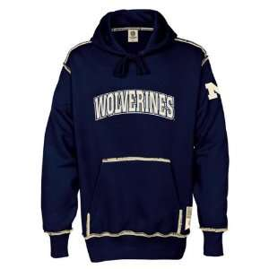 Michigan Wolverines Hoodie ESPN U Pigskin Pride Hooded