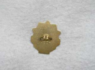 VINTAGE 1943 WWII RUSSIAN SOVIET UNION ARMY WAR MEDAL PIN