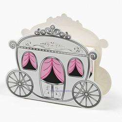 MINI Princess Carriage Treat Boxes