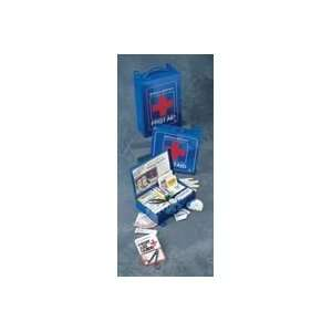 Johnson & Johnson Standard First Aid Kit For 50 People   10 1/2 X 10