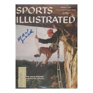 Sports Illustrated Magazine (Rock Climber)