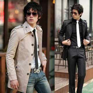 JK04 New Mens Fashion Stylish Slim Fit Coat Short Jackets US XS,S,M