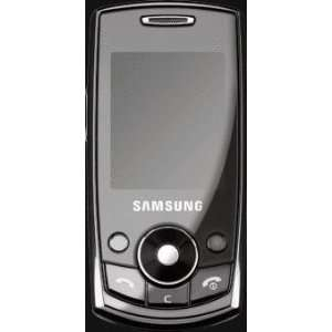 Samsung Sgh j700 Triband Unlocked Phone   Chrome Silver