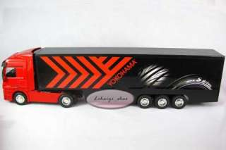 Benz Giant Container Trucks 150 Diecast Model Car B061
