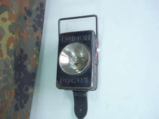 WWII ORIGINAL GERMAN ARMY SIGNAL FLASHLIGHT   DAIMON