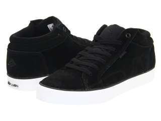 Emerica HSU 2 Fusion Black/White/Gum Skate shoe New