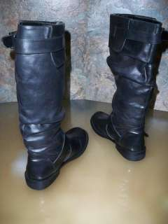 Forever 21 (F21) Tall Boots Ladies/Womens Mid Calf Boots,SZ. 7 US