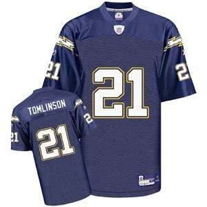 LaDainian Tomlinson #21 San Diego Chargers NFL Replica Player Jersey