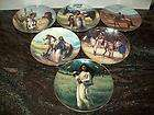 MINT PLATES AMERICAN INDIAN HERITAGE FOUNDATION MUSEUM SET VEL MOLLOR